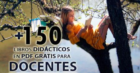Descarga los 150 Libros Educativos en PDF gratis para Maestros y/o Docentes