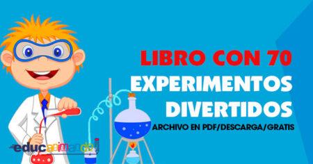 70 Experimentos para Niños