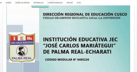 MODELO DE CARPETA PEDAGÓGICA PARA DOCENTES DE PRIMARIA Y SECUNDARIA
