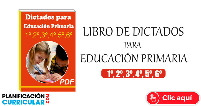 LIBRO CON DICTADOS PARA MEJORAR LA ORTOGRAFÍA EN NIÑOS DE 1º, 2º, 3º ...