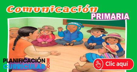 TIPOS DE TEXTOS CUADERNO DE COMUNICACIÓN 1° A 6° PRIMARIA