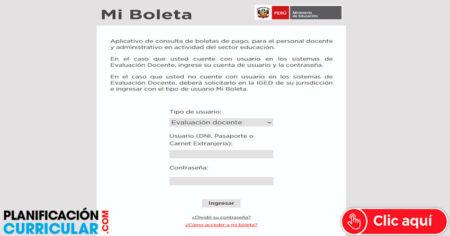 """PLATAFORMA PARA DESCARGAR BOLETAS DE PAGOS PARA DOCENTES Y AUXILIARES DE EDUCACIÓN """"Minedu 2021"""""""