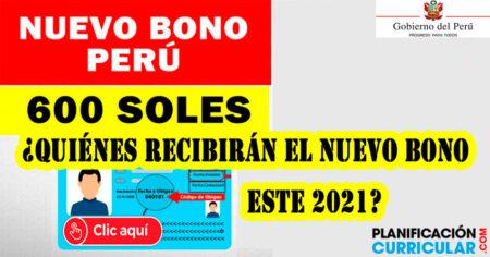 BONO DE 600 SOLES - DESDE HOY PODRÁS VERIFICAR SI ERES BENEFICARIO - ESTE BONO SE DARÁN EN CUATRO PARTES HASTA FINES DE MARZO