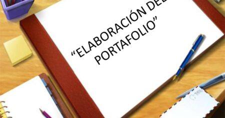 APRENDE Y CREA TU PORTAFOLIO DE ESTUDIANTE ACTUALIZADO