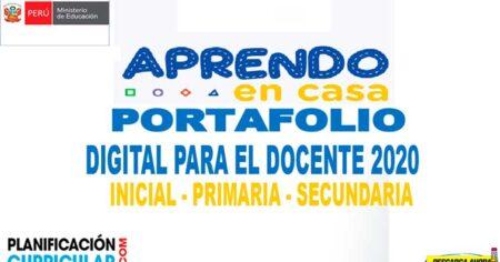 MODELO DE PORTAFOLIO DIGITAL PARA EL DOCENTE